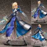 【Fate/Grand Order】セイバー/アルトリア・ペンドラゴン(第二再臨) 1/4 完成品フィギュアがカッコ可愛すぎると話題!【限定販売】