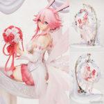 【崩壊3rd】八重桜 綺羅の幻想Ver. 1/7 完成品フィギュアが可愛すぎると話題!